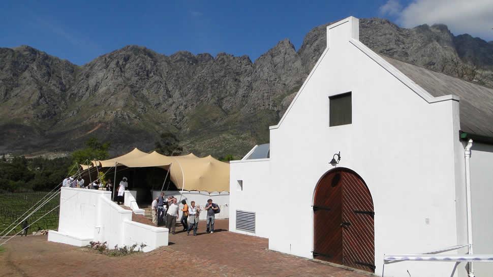 Wine Tasting In Franschhoek South Africa